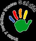 Logotipo 5 al día