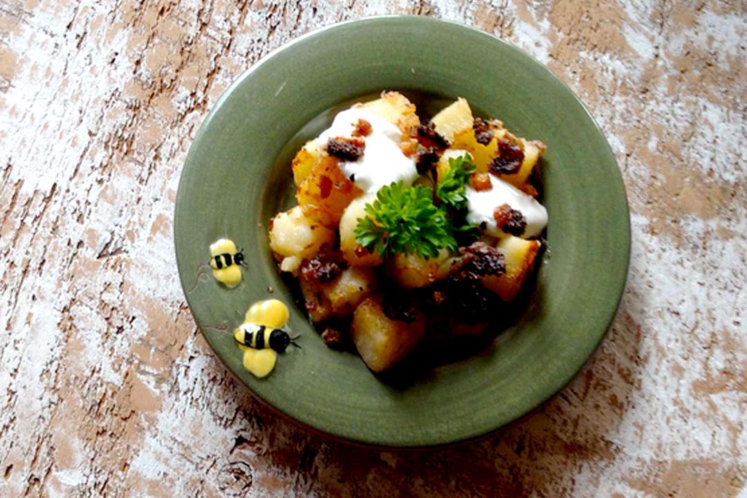 5 recetas con patatas sanas que debes conocer