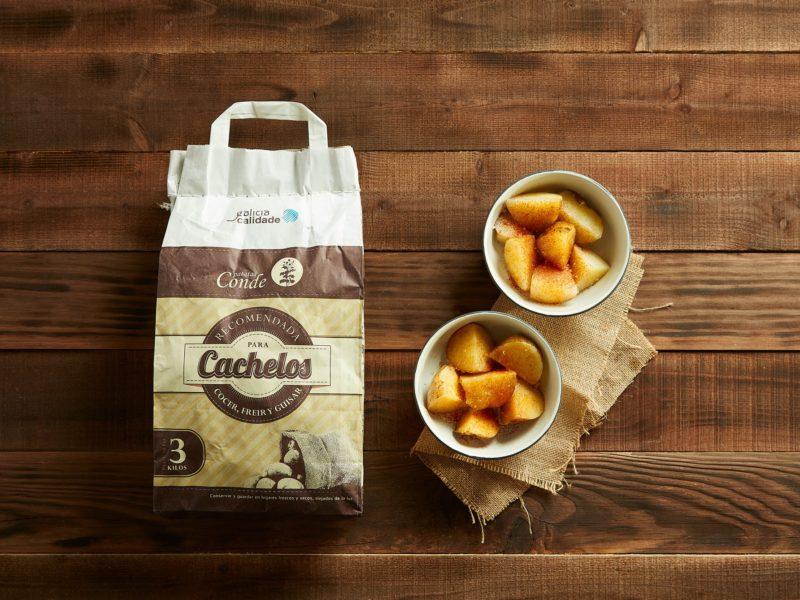 Patatas Conde - Cachelos