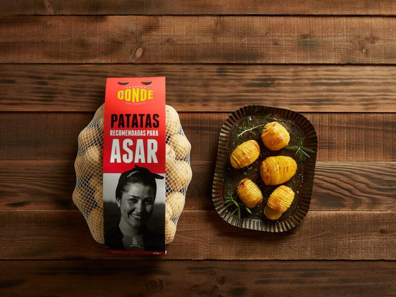 Patatas Conde - Patatas recomendadas para asar