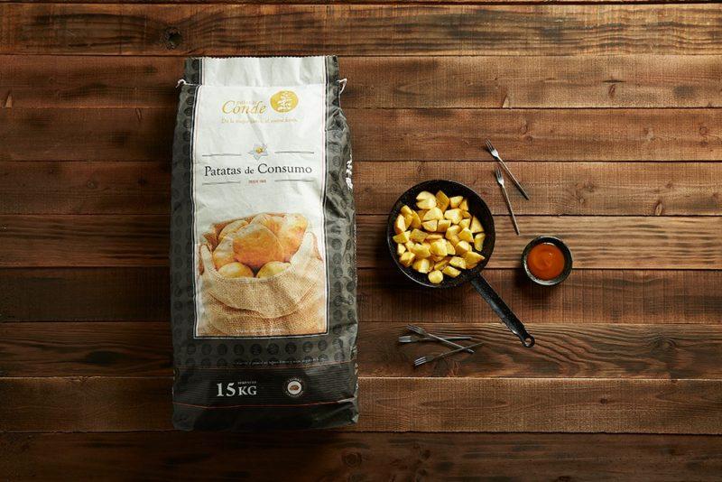 Saco de patacas de 15 kg de Patatas Conde