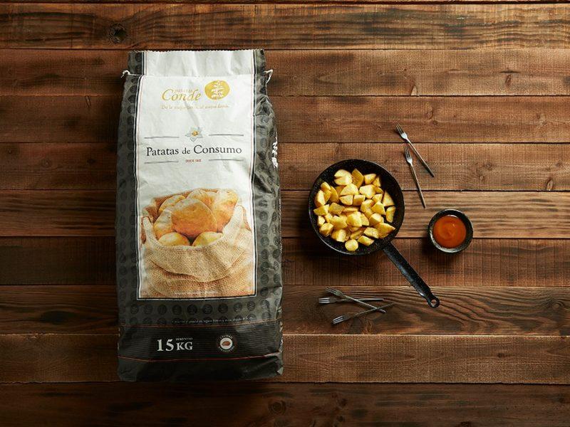 Patatas Conde - 15 kg potato