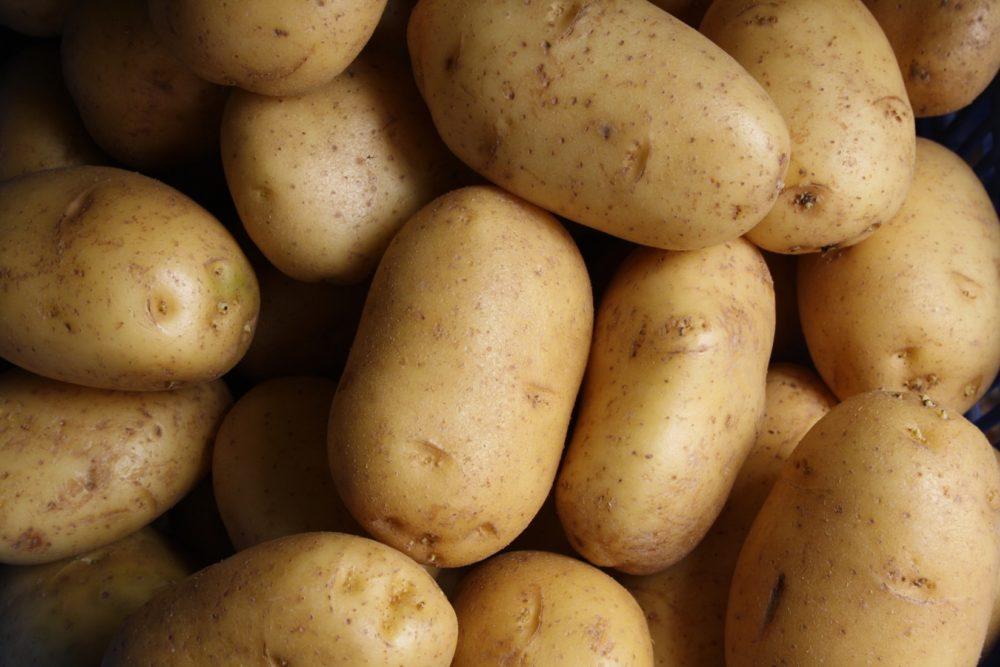¿Cuántas clases de patatas existen?