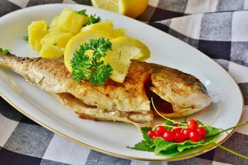 Recetas de patatas con pescado.
