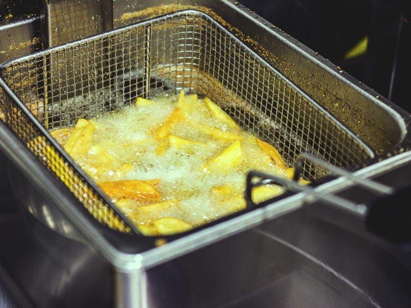 Cuántas calorías tiene una patata. Foto de Wine Dharma.